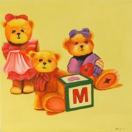 Nursery by Koming - Excellent Art for your Wall