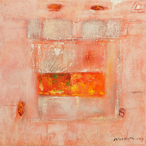 Rose Rest by Wardita is an original painting for sale.