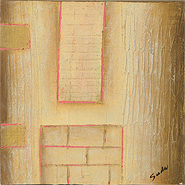 Smooth Solidity by Suda is an original painting for sale.