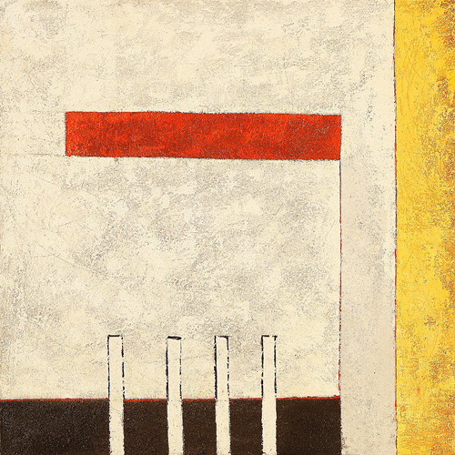 Fork by Sadiana is a painting that will work with a modern interior design