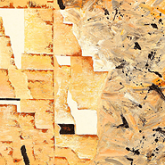 Sand Storm by Giding is a painting that will work with a modern interior design