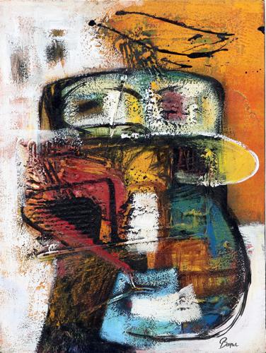 Antennae by Bagus Original Fine Art from Ketut Rudi
