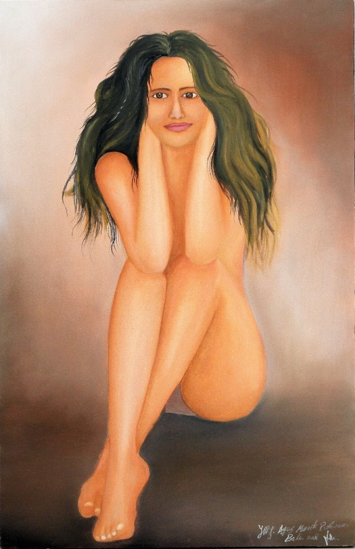 Surprise by Agus M Original Art