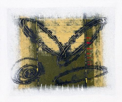 Four Four Time by Liana Original Art