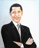 The President by G. Sri Original Art