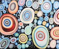 Millefiori by Yanto Original Art